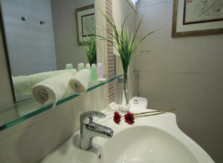 Astral Village-Ванная комната