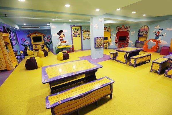Детский клуб Астралэнд