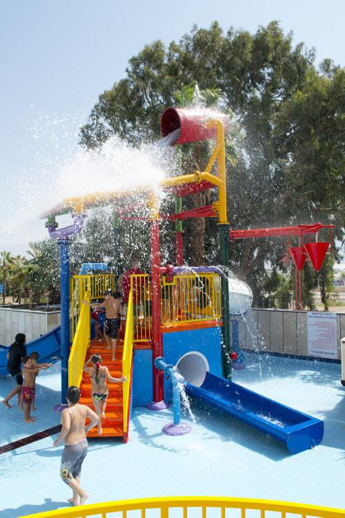 Водные аттракции для детей