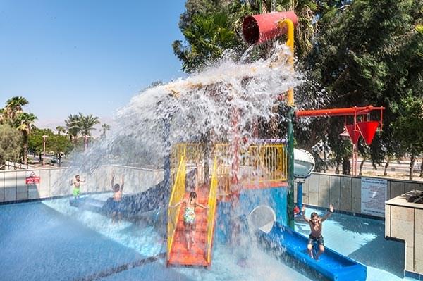 детская водная  площадка