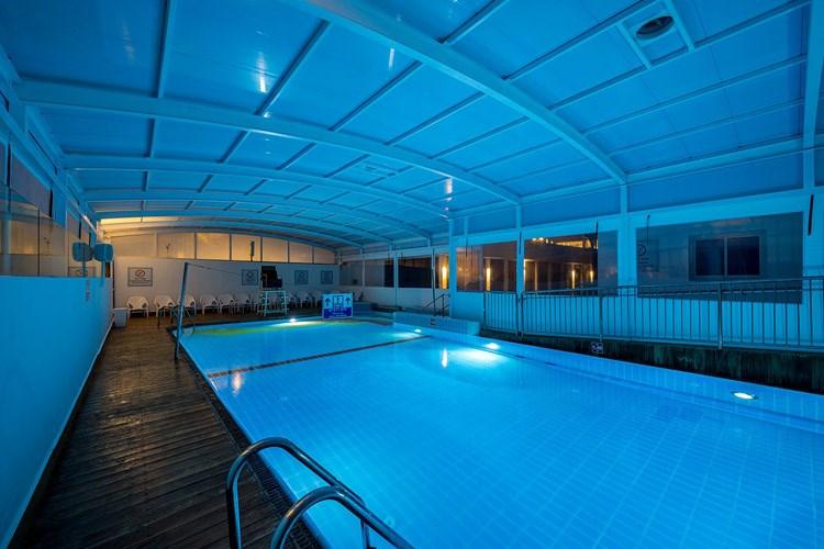 Astral Nirvana Club - Inside Pool